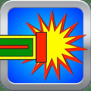 Crash Cannon Ball Shooting War