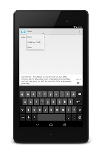 SwiftSMS screenshot 6