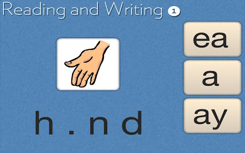 Reading & Writing 1 screenshot 5