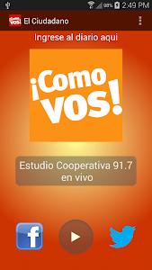 El Ciudadano screenshot 0