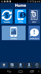 mBank screenshot 1