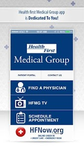 Health First Medical Group screenshot 0