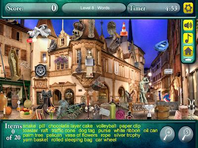 Hidden Objects: World Castles screenshot 3