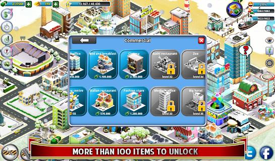 City Island: Winter Edition screenshot 06