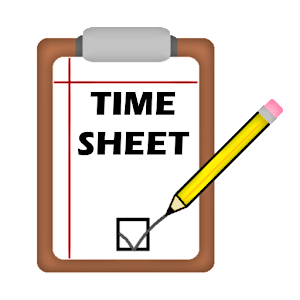 simple timesheet - android apps
