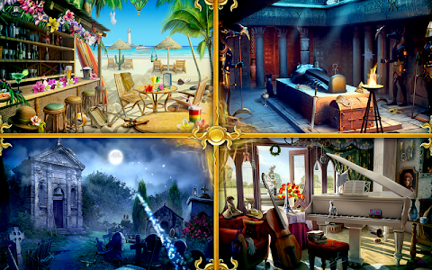Time Gap Hidden Object Mystery screenshot 1