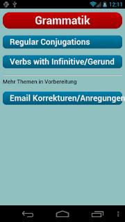 English Verbs screenshot 05