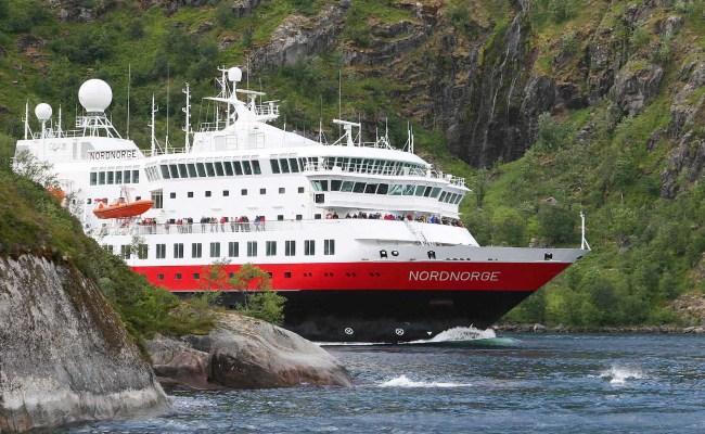 Hurtigruten Nordnorge Cruise Ship Cruiseable