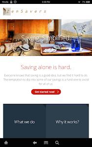 Zen Saver - Save with Friends screenshot 4