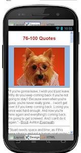 Best Heartbreak Quotes screenshot 4