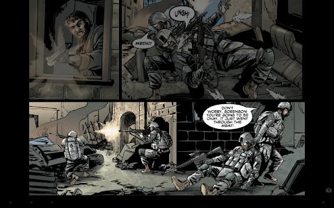 America's Army Comics screenshot 6