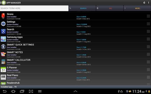 Smart App Manager screenshot 08