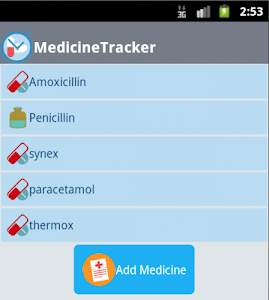 Medicine Tracker PRO screenshot 4