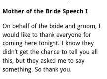 Beautiful Daughter Of The Bride Wedding Speech Photos ...