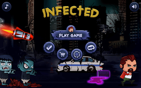 Infected screenshot 3