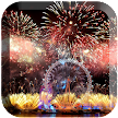 Fireworks in new years LWP APK