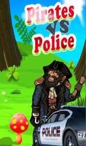 Police Vs Pirates : Car Game screenshot 0