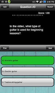 Guitar Made Easy screenshot 6