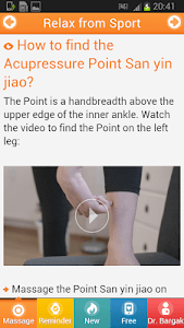 Relax NOW With Acupressure. screenshot 2