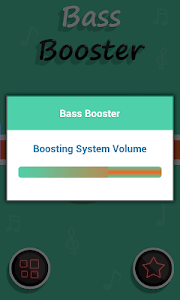 Bass Booster screenshot 1