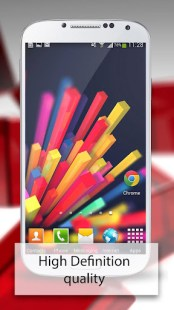 3D Backgrounds & Wallpapers APK