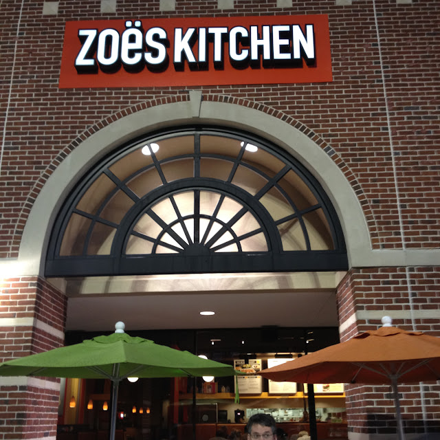 Photo from Zoes Kitchen  12850 Memorial Dr 1120 Houston