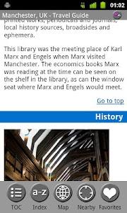 Manchester, UK - FREE Guide screenshot 4