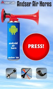 Andser Air Horns screenshot 0