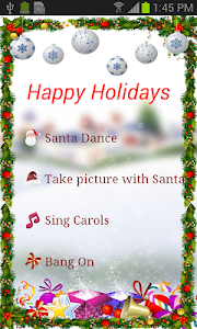 Happy Holidays screenshot 0
