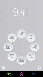 3D Buttons for Smart Launcher APK for Blackberry