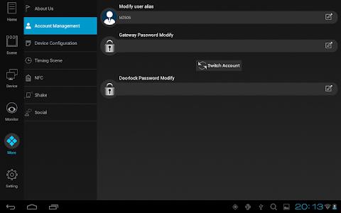 Wulian SmartHome HD screenshot 8