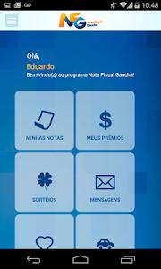 Nota Fiscal Gaúcha - NFG Móvel screenshot 2