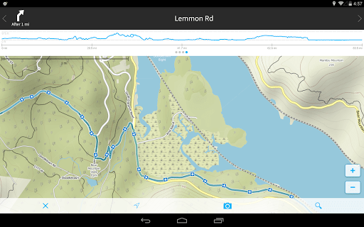 komoot — Hike & Bike GPS Maps screenshot 08