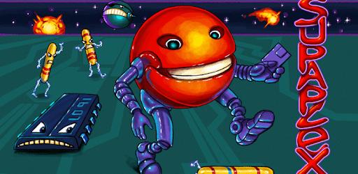 Supaplex download (1991 arcade action game).