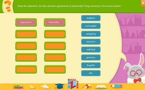 İngilizce 7 KOZA Z-Kitap screenshot 2