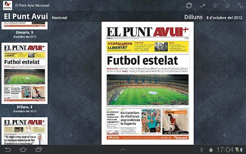 El Punt Avui - Edició Nacional screenshot 9