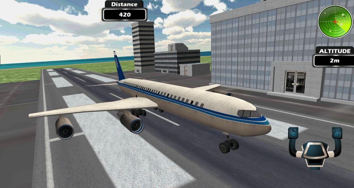Plane Pro Flight Simulator 3d  Android Apps On Google Play