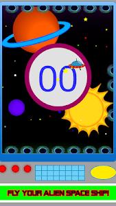 Avoid The Black Holes or Die! screenshot 1