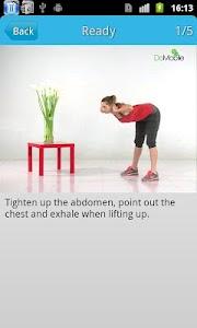 Ladies' Waist Workout FREE screenshot 0