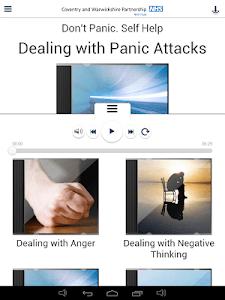 Don't Panic Self-Help screenshot 7