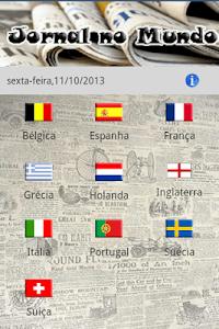 Jornal no Mundo screenshot 2