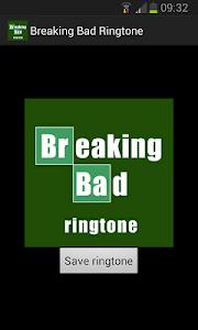Breaking Bad Ringtone screenshot 0