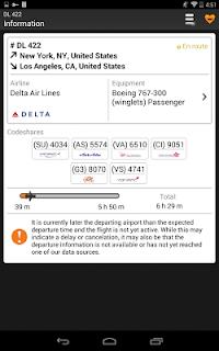 Airline Flight Status Tracking screenshot 20