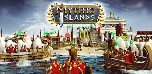 Îles Mythiques captures d'écran