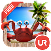 Dolphin 3d Live Wallpaper Icon Ur 3d Launcher Customize Phone Android Apps On Google Play