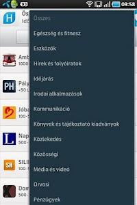 Magyar Alkalmazások screenshot 3