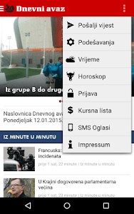 Dnevni avaz screenshot 3