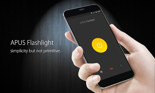 APUS Flashlight-Free & Bright screenshot 00