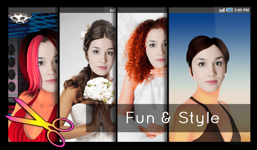 Frisuren Testen Friseursalon – Android Apps Auf Google Play