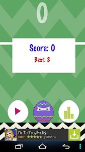 Zig Zag Egg Jumps screenshot 3
